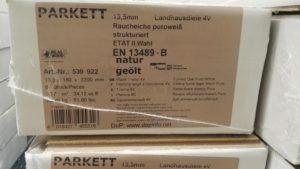 HARO Fertigparkett-Raucheiche-LHD-puroweiß